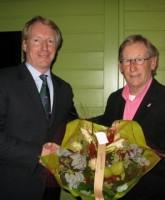 Jaap Pameijer lid van verdienste
