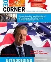 19 oktober 2017: Charles Groenhuijsen, Amerika-kenner, Donald Trump: gevaarlijk of geniaal?