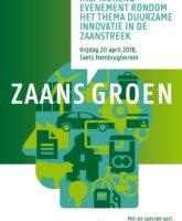 Ontdek uw kansen op het gebied van duurzaamheid; kom naar Zaans Groen