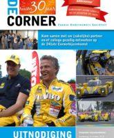 13 september 2018: Jan Lammers, autocoureur. Ondernemen zonder talent is net zo gevaarlijk als racen