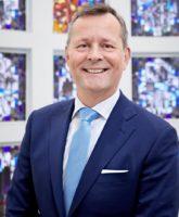 17 oktober 2019: Commissaris van de Koning in Noord-Holland, de heer Arthur van Dijk